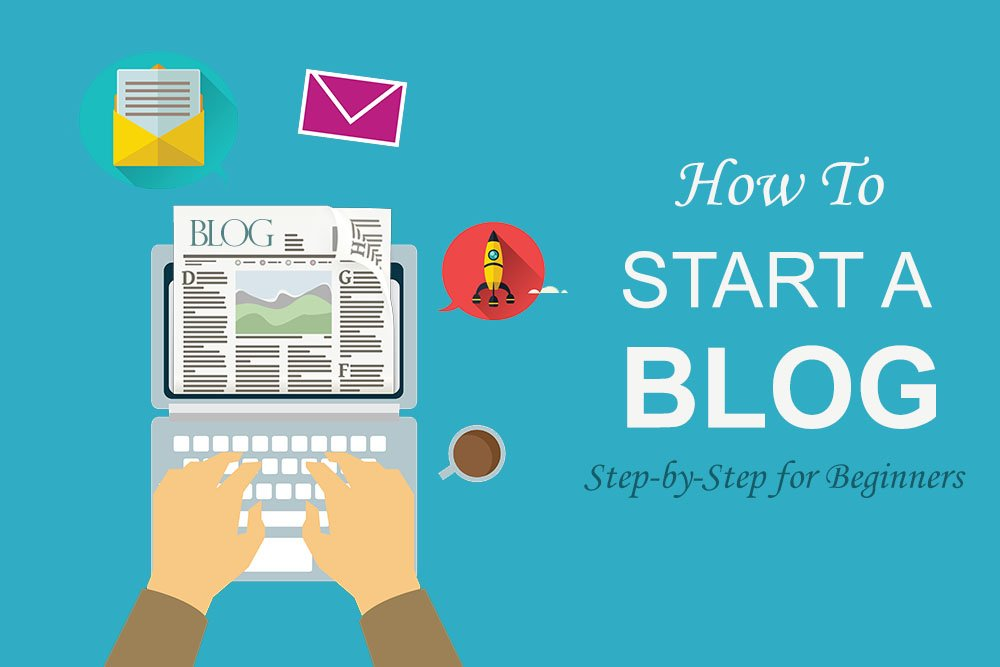 How to Start a Blog - a Comprehensive Step by Step Guide for Beginners [Updated for 2020]